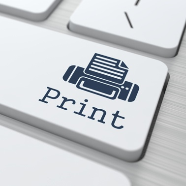 چگونه جلوی چاپ را بگیریم
