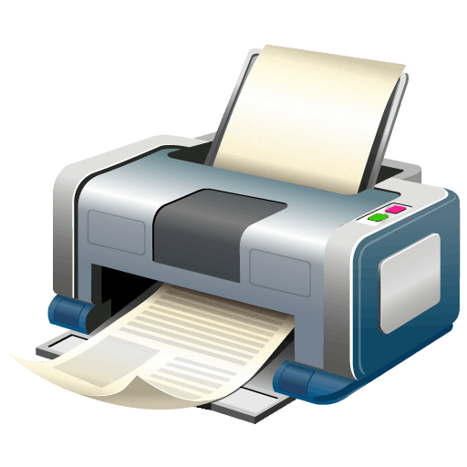 چاپگر من در حال چاپ کاراکترهای عجیب است