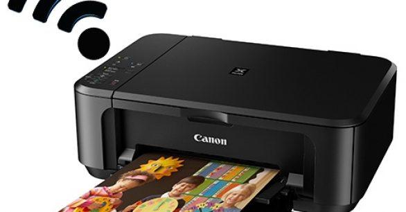 نحوه تنظیم چاپگرهای بی سیم